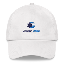 Load image into Gallery viewer, Jewish Dems Dad Cap
