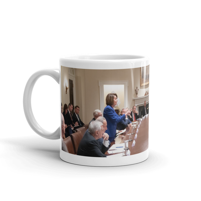 Speaker Pelosi Standing Up For America - Mug