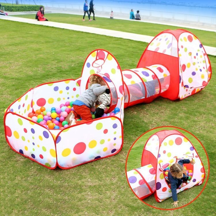 🔥 3pc Kids Play Tent 🔥