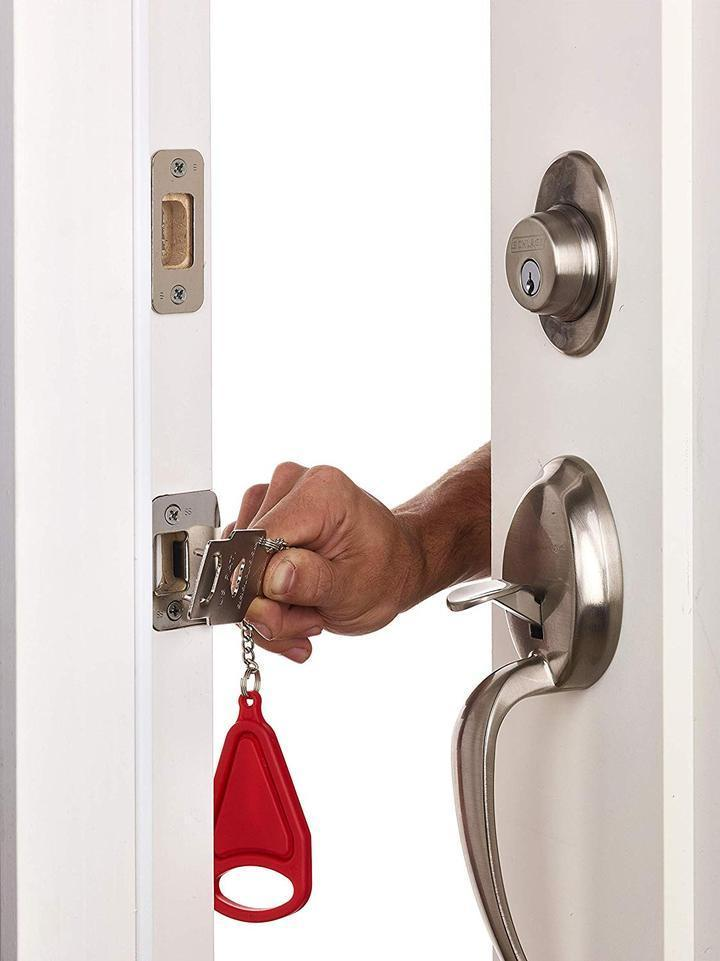 Security lock - Safeguard your privacy and keep intruders out