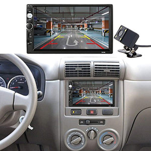 "7"" inch Double Din Touchscreen in Dash Stereo Car MP5 Player"