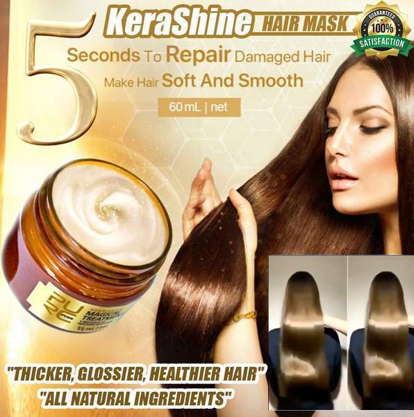 Detoxifying Hair Treatment Mask