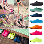 【Factory Outlet- 60% OFF Today!】Womens and Mens Water Shoes Barefoot Quick-Dry Aqua Socks