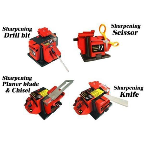 Last 2 Day 70% OFF——Multifunctional Electric Sharpener