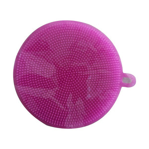 Silicone Dish Brush Cleaning Dish Brush