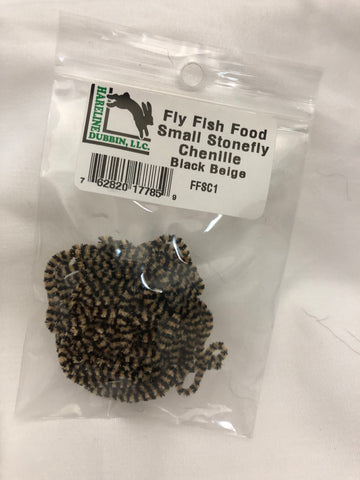 Fly Fish Food Small Stonefly Chenille