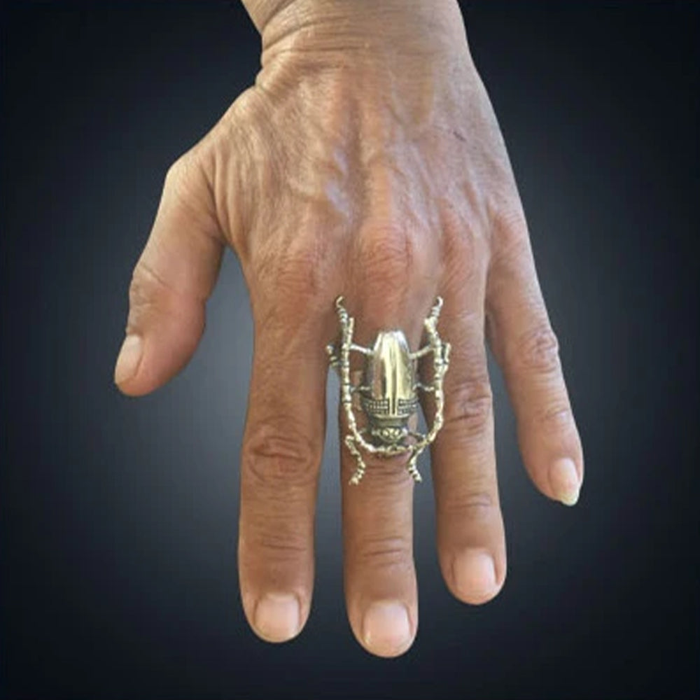 Longhorn Beetle Ring