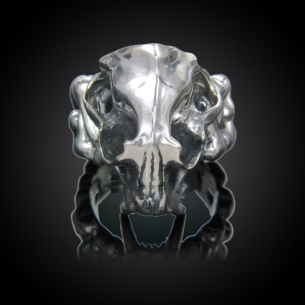 Saber Tooth Ring