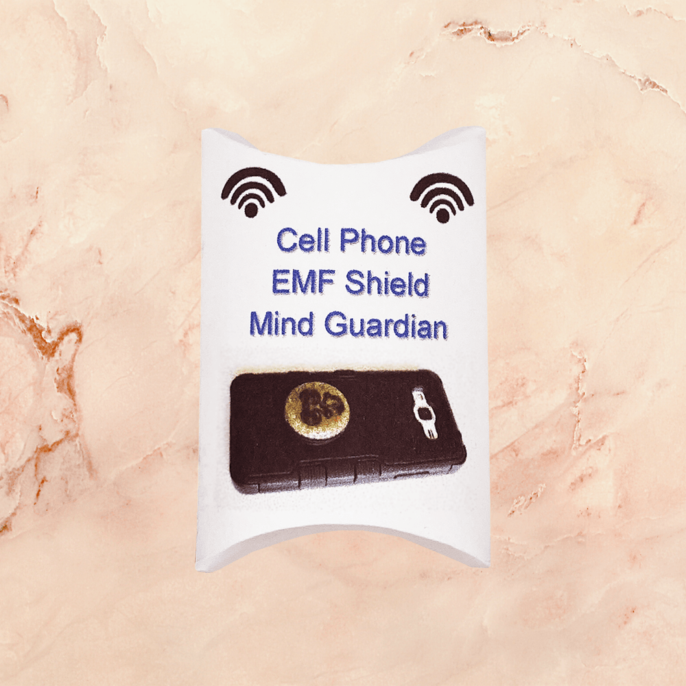 Cell Phone EMF Shield Mind Guardian