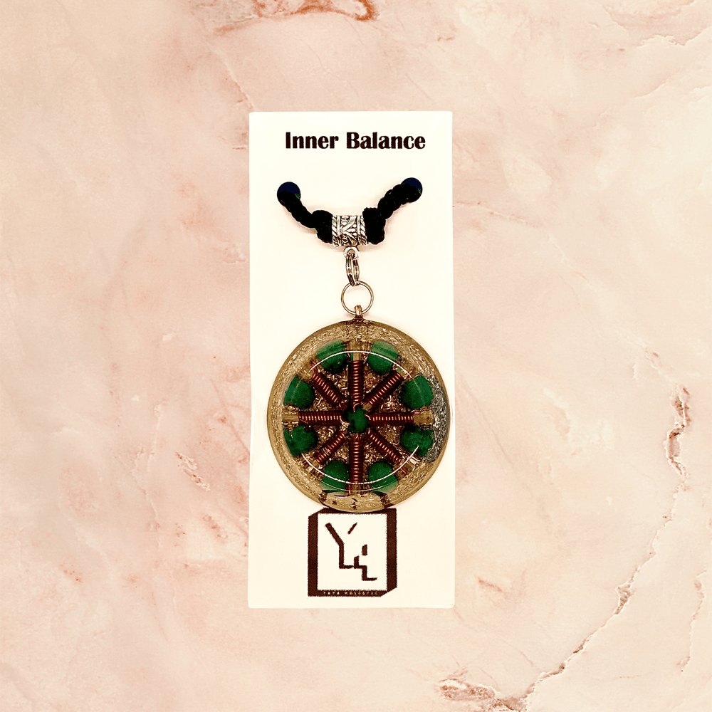 Inner Balance Power Pendant