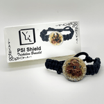 PSI Shield Triskelion Bracelet