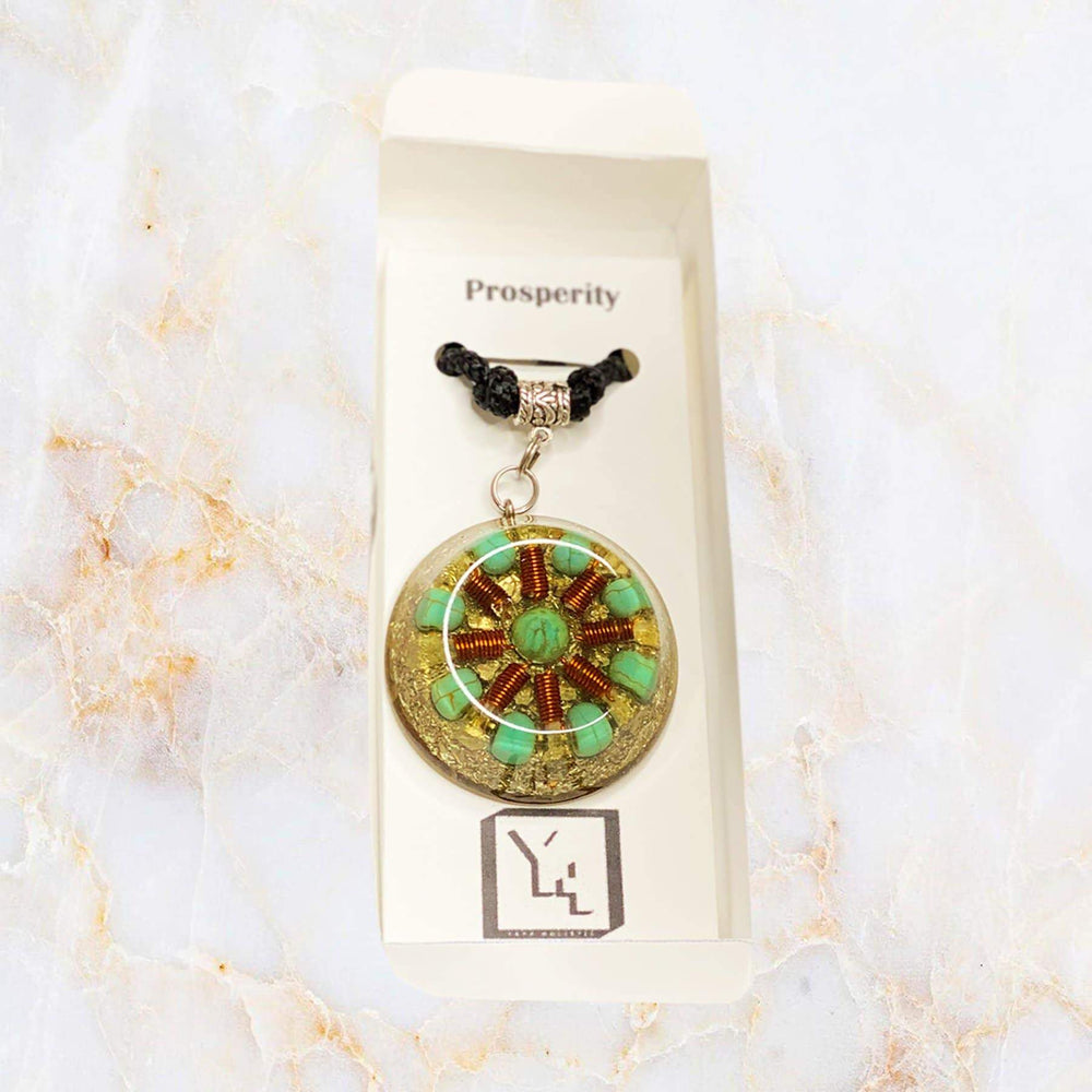 Prosperity Power Pendant