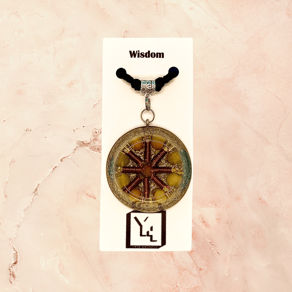 Wisdom Power Pendant