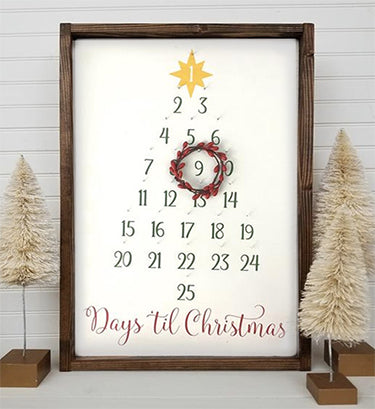 Christmas Countdown  ••click to choose dates!••