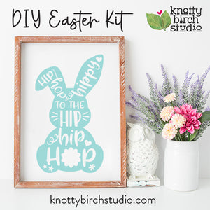 DIY HIP HOP BUNNY Kit