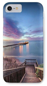 Magical Morning In Capitola - Phone Case - Santa Cruz Art Prints