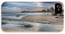 Load image into Gallery viewer, Capitola Wharf At Sunset - Phone Case - Santa Cruz Art Prints