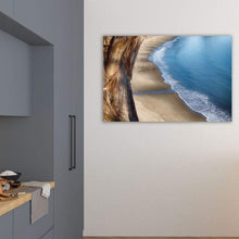 Load image into Gallery viewer, The Colors Of New Brighton Beach - Canvas Print - Santa Cruz Art Prints