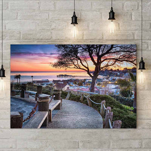 Depot Hill - Metal Print in Gallery