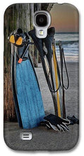 Load image into Gallery viewer, Freediving At The Pier - Phone Case - Santa Cruz Art Prints