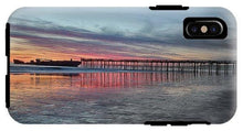 Load image into Gallery viewer, Silhouette Of Seacliff Pier - Phone Case - Santa Cruz Art Prints