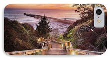 Load image into Gallery viewer, Stairway To The Sunset - Phone Case - Santa Cruz Art Prints