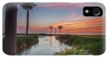 Load image into Gallery viewer, Sunset In The Palms - Phone Case - Santa Cruz Art Prints