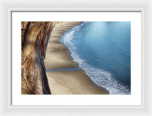 Load image into Gallery viewer, The Colors Of New Brighton Beach - Framed Print - Santa Cruz Art Prints
