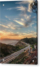 Load image into Gallery viewer, Le Selva Train Trestle - Acrylic Print - Santa Cruz Art Prints