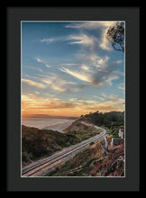 Load image into Gallery viewer, La Selva Train Trestle - Framed Print - Santa Cruz Art Prints