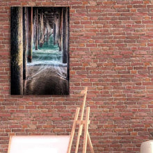 Load image into Gallery viewer, Under the Pier - Studio Wall Art Print