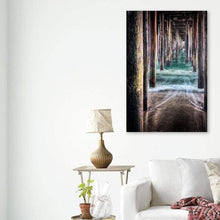Load image into Gallery viewer, Under the Pier - Living Room Wall Art Print