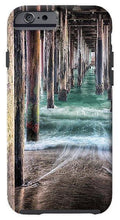 Load image into Gallery viewer, Under The Pier - Phone Case - Santa Cruz Art Prints