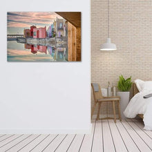 Load image into Gallery viewer, Venetian Reflections - Studio Metal Print