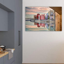 Load image into Gallery viewer, Venetian Reflections - Kitchen Metal Print