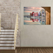 Load image into Gallery viewer, Venetian Reflections - Den Metal Print