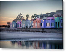 Load image into Gallery viewer, Venetians At Dusk  - Acrylic Print - Santa Cruz Art Prints
