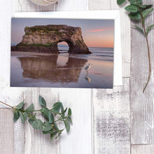 Load image into Gallery viewer, White Bird - Greeting Card - Santa Cruz Art Prints