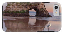 Load image into Gallery viewer, White Bird - Phone Case - Santa Cruz Art Prints