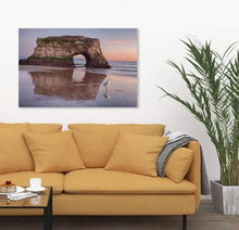 Load image into Gallery viewer, White Bird - Living Room Metal Print