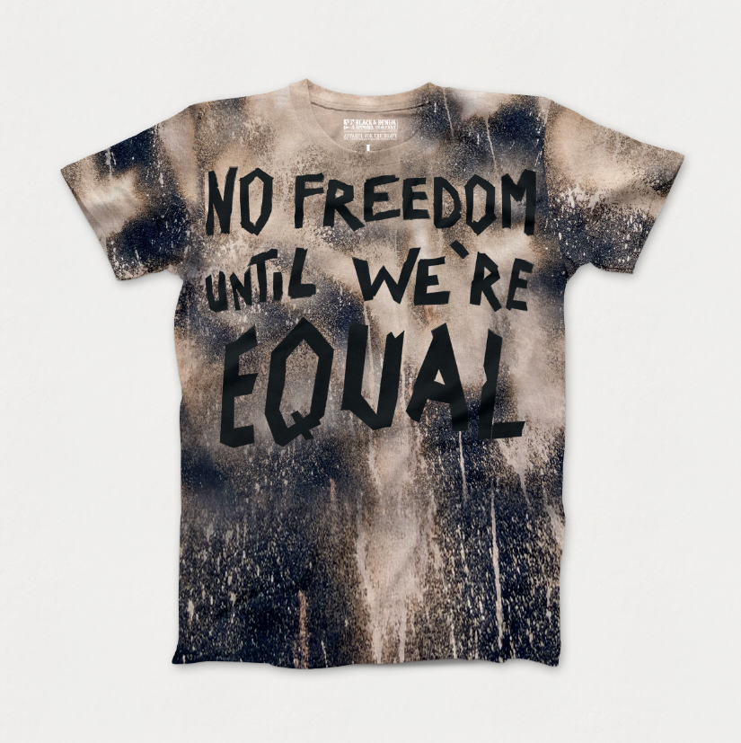 No Freedom Until We're Equal