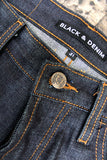 Steve McQueen - Premium Selvage Denim - Black & Denim Apparel Company