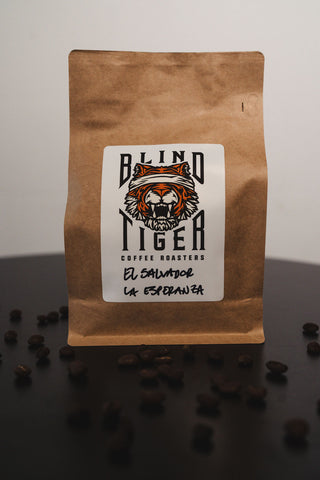 El Salvador- Whole Bean (8oz)
