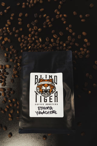 Ethiopia Whole Bean (5lb)