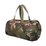 Gym Bag Duffle - Black & Denim Apparel Company