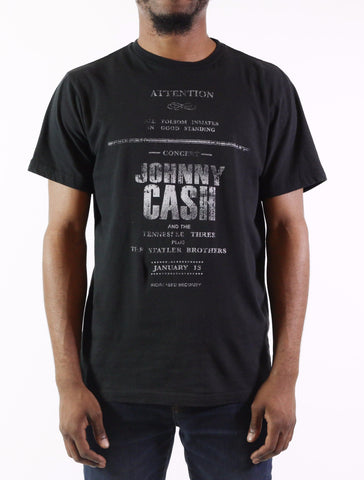Attn. Inmates Short Sleeve Men's Crew Neck Tee