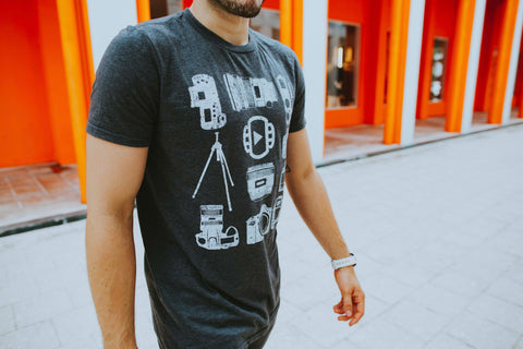 Camera Enthusiasts Graphic Tee