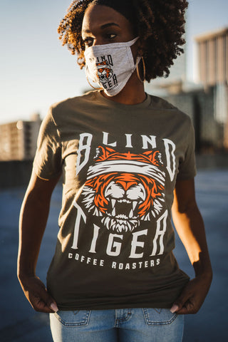 Blind Tiger Coffee Roasters Unisex Tee