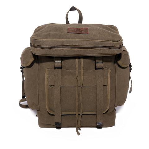 Ruck Sack - Black & Denim Apparel Company