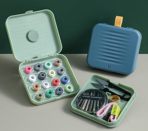 Travel Home Small Magnetic Sewing Box Cayyogo